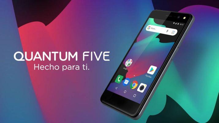 Quantum Five