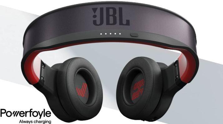 Auriculares solares JBL