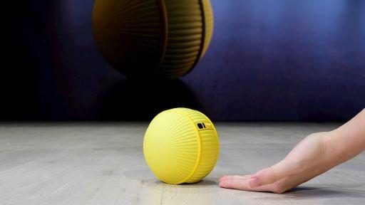 Ballie robot Samsung