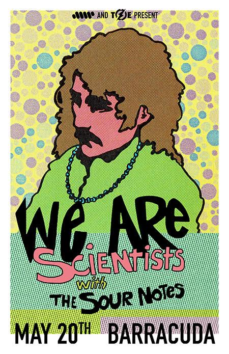 We Are Scientists Sour Notes