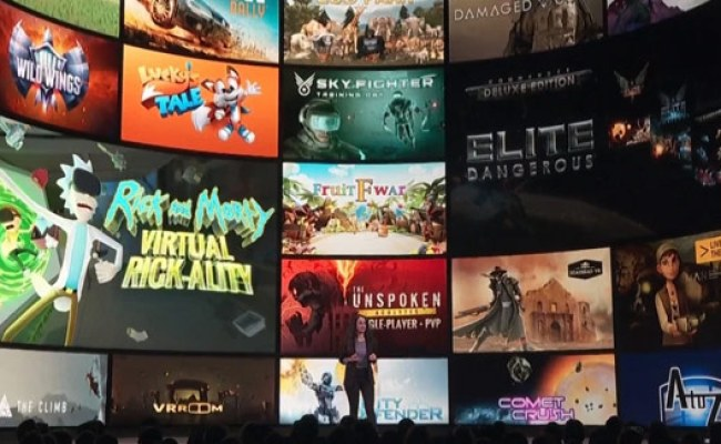 Oculus Announces New Vr Games For Rift And Quest At Oc5
