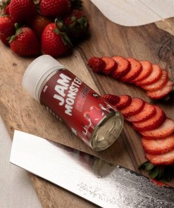 Jam Monster Strawberry eLiquid 100ml | Obsession Vape Store Egypt