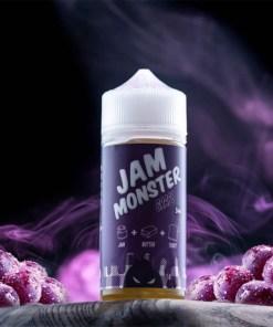 Jam Monster Grape eLiquid 100ml