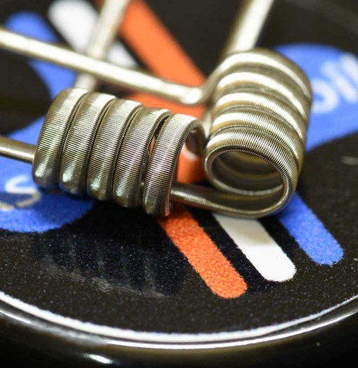 Framed Staple-Easy Coil (2pcs)