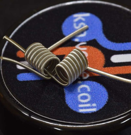 MTL Fused Clapton-Easy Coil (2 psc)