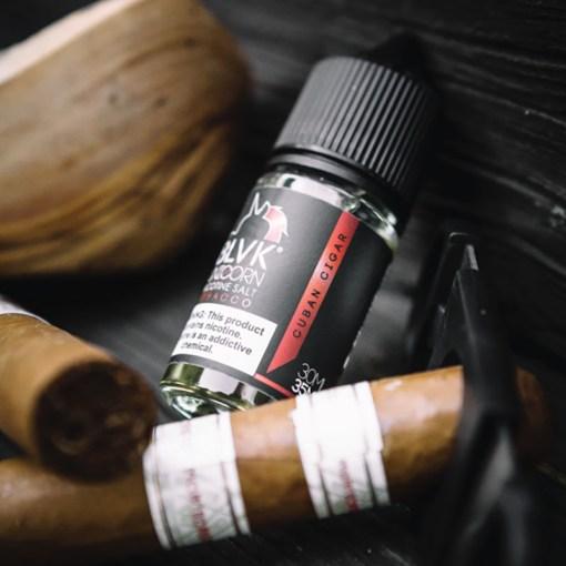 BLVK Unicorn Tobacco Cuban Cigar Nicotine Salt 30ml