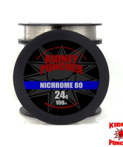 Kidney Puncher Nichrome 80 Wire 100 feet | Obsession Vape Store Egypt