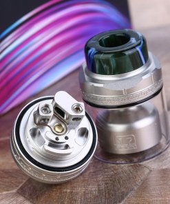FOOTOON AQUA MASTER 24MM RTA V2 | Mouth to Lung and Direct Lung RTA | Egypt Vape Market New Arrivals |احدث منتجات سوق الشيشة الإلكترونيه فى مصر