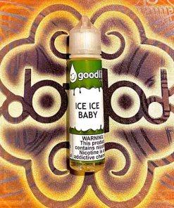 Ice Ice Baby MTL-Good Life Vapor-60ml