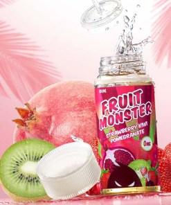 Jam Monster Strawberry Kiwi Pomegranate 100ml