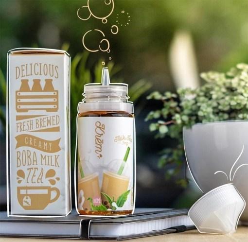 Milk Tea- SKWEZED-100ml