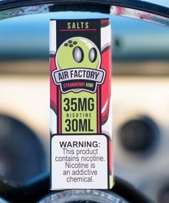 Strawberry Kiwi-Air Factory Salts-30ml