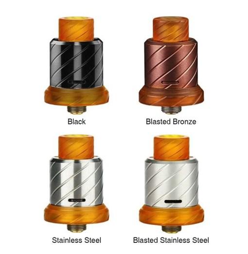 Italian BoomStick Engineering Reaper Colors