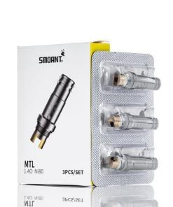 The Smoant Pasito Replacement Coils 1.4 Ohm 3 PCS