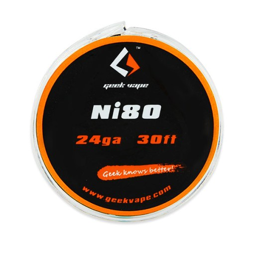 Ni80 Wire 24,26,28ga- 30 feet-GeekVape