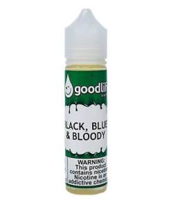 Black, Blue & Bloody MTL-Good Life Vapor-60ml