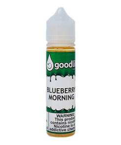 Blueberry Morning MTL-Good Life Vapor-60ml