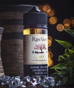 VCT Ripe Vapes 120ml