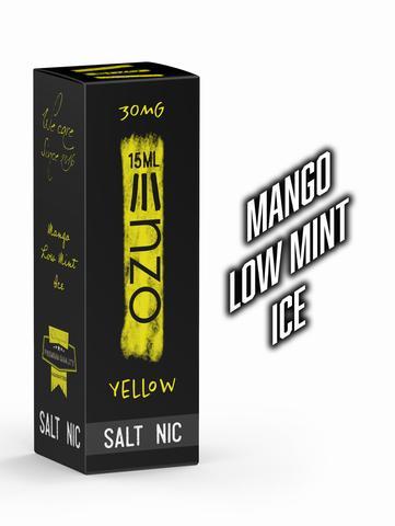 Yellow Salt Enzo E Liquid 15ml