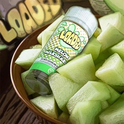 LOADED Melon Milkshake eLiquid 120ml