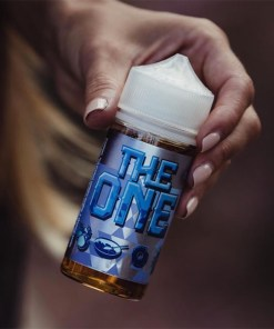 The One Blueberry Cereal Donut Milk eLiquid 100ml