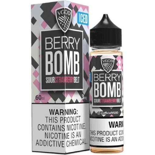 VGOD Berry Bomb Iced MTL eLiquid 60ml