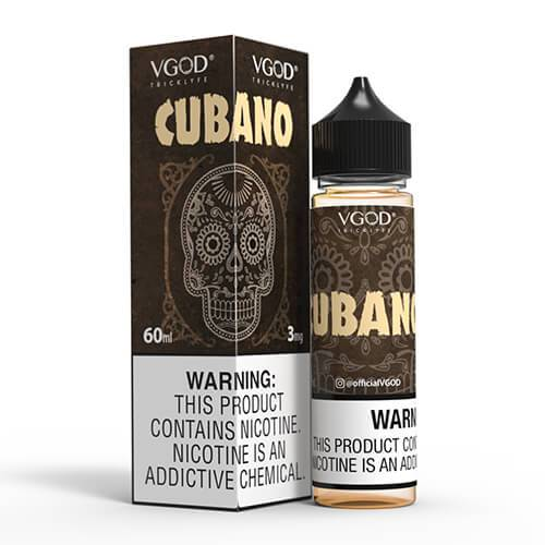 VGOD Cubano e-Liquid 60ml