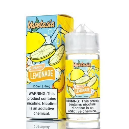 Vapetasia Lemonade Peach eLiquid 100ml