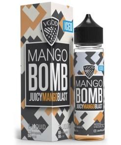 VGOD Mango Bomb Iced MTL eLiquid 60ml