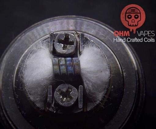 MTL Framed Staple -OHM Vapes(2psc pack)