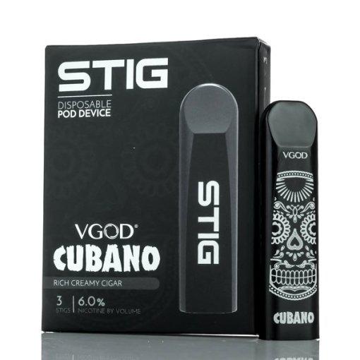 VGOD STIG Disposable Pod Cubano 1pcs