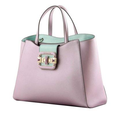 blush violet vue de profil