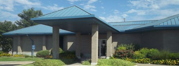 owasso library front