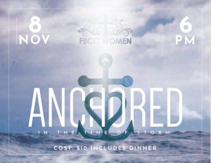 2018 Anchored