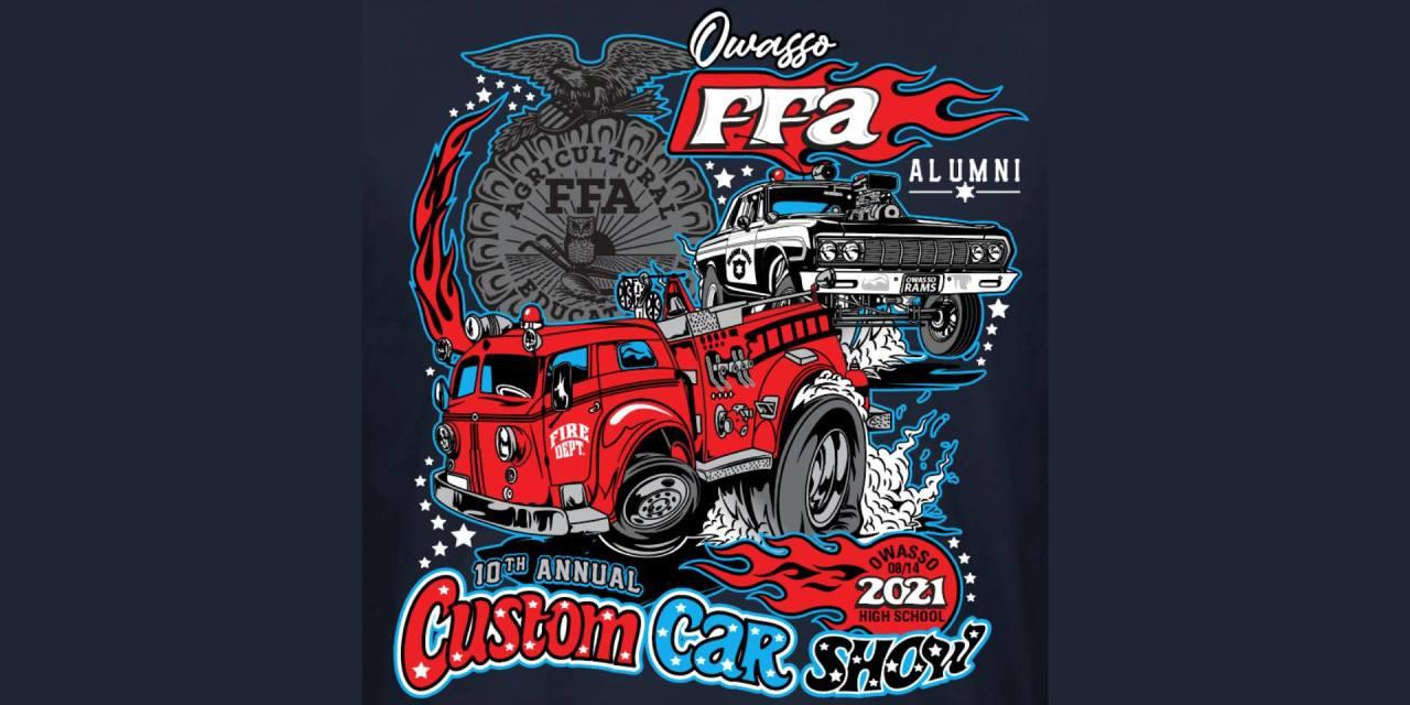 10th Annual FFA Car Show