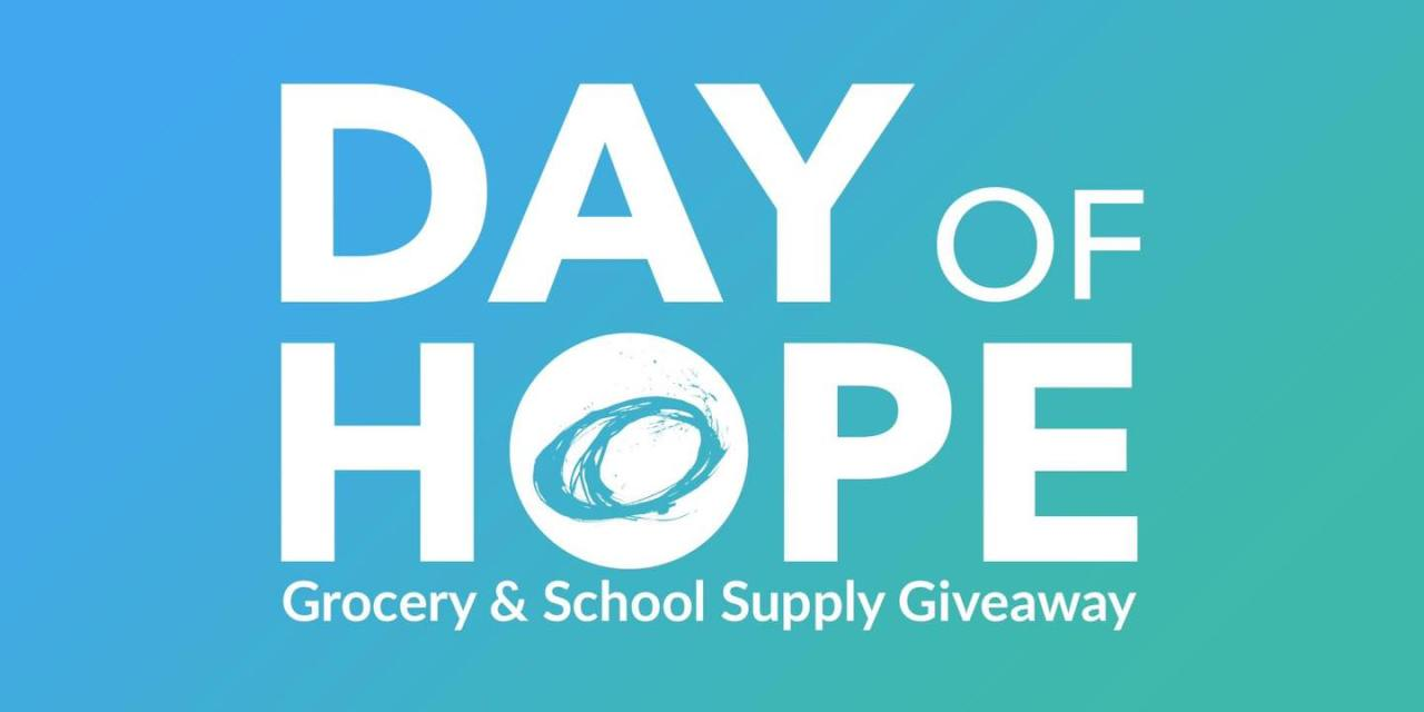 Owasso First Assembly Day of Hope August 7th