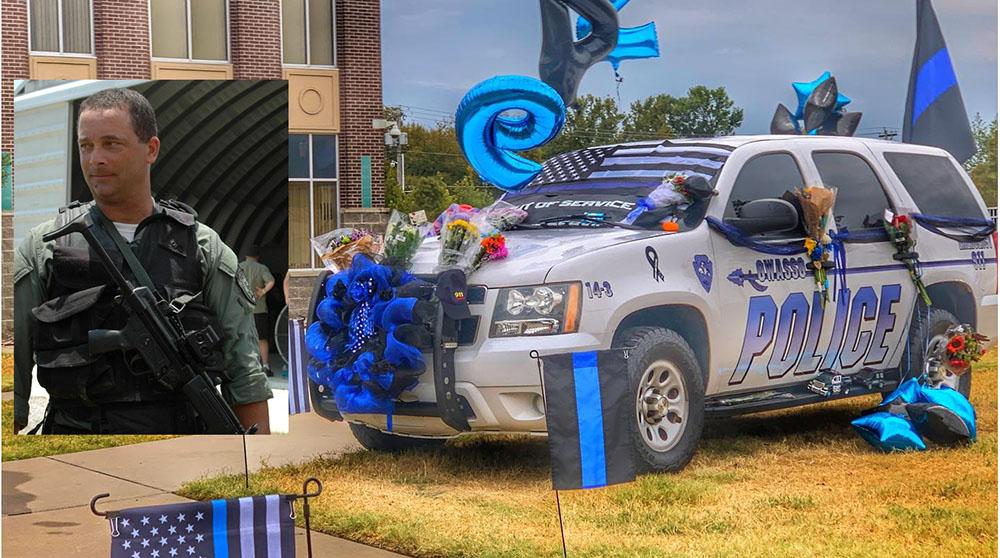 Obit: Officer Howard Kritzer Smith, III