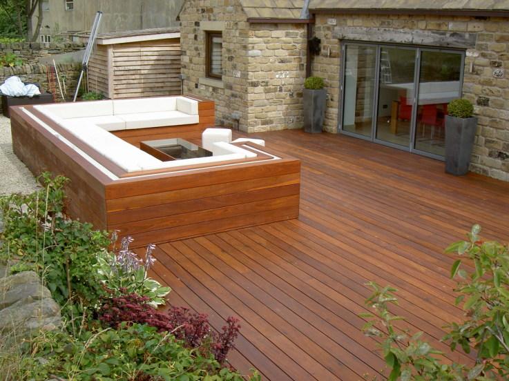 Decking Guide Inspiration Ideas Garden Decking