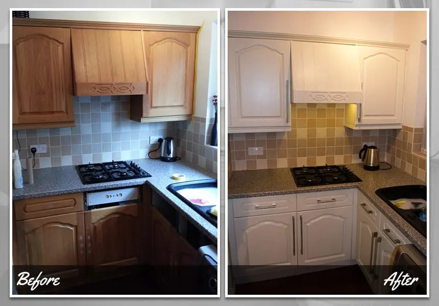 How To Makeover Your Kitchen On A Tiny Budget Owatrol USA