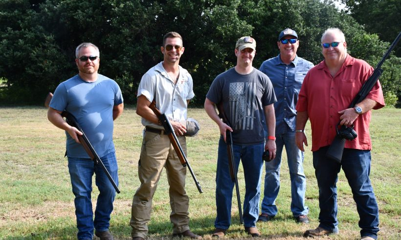 """4th Annual """"Pull, Shoot & Serve"""" Clay Shoot Grossed Over $50,000"""