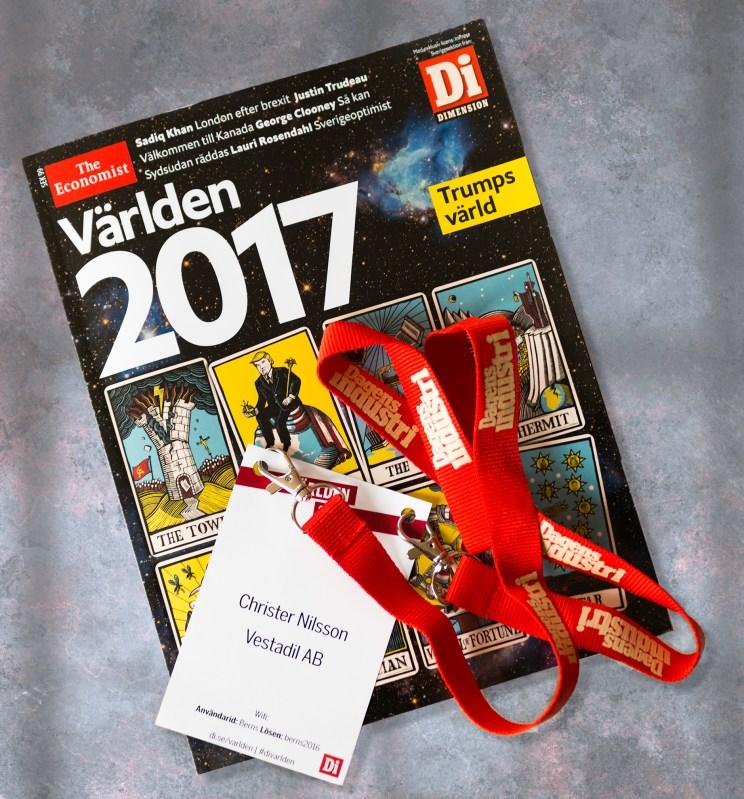 Varlden 2017 Magazine