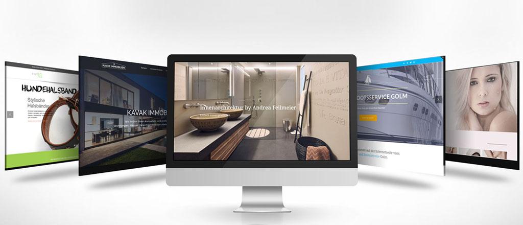 Webdesign Kamen