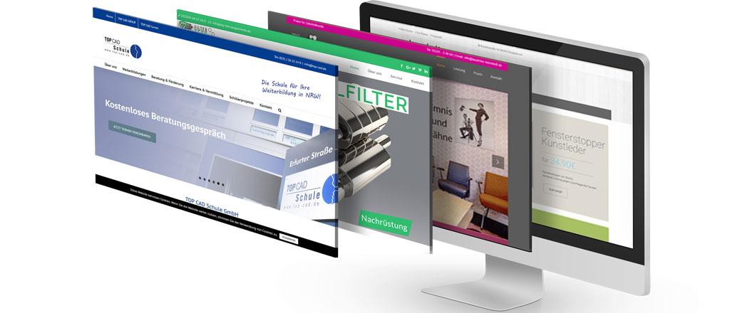 Webdesign Kempen