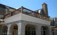 Outdoor balustrade  wood  Old World Designs Stairs ...