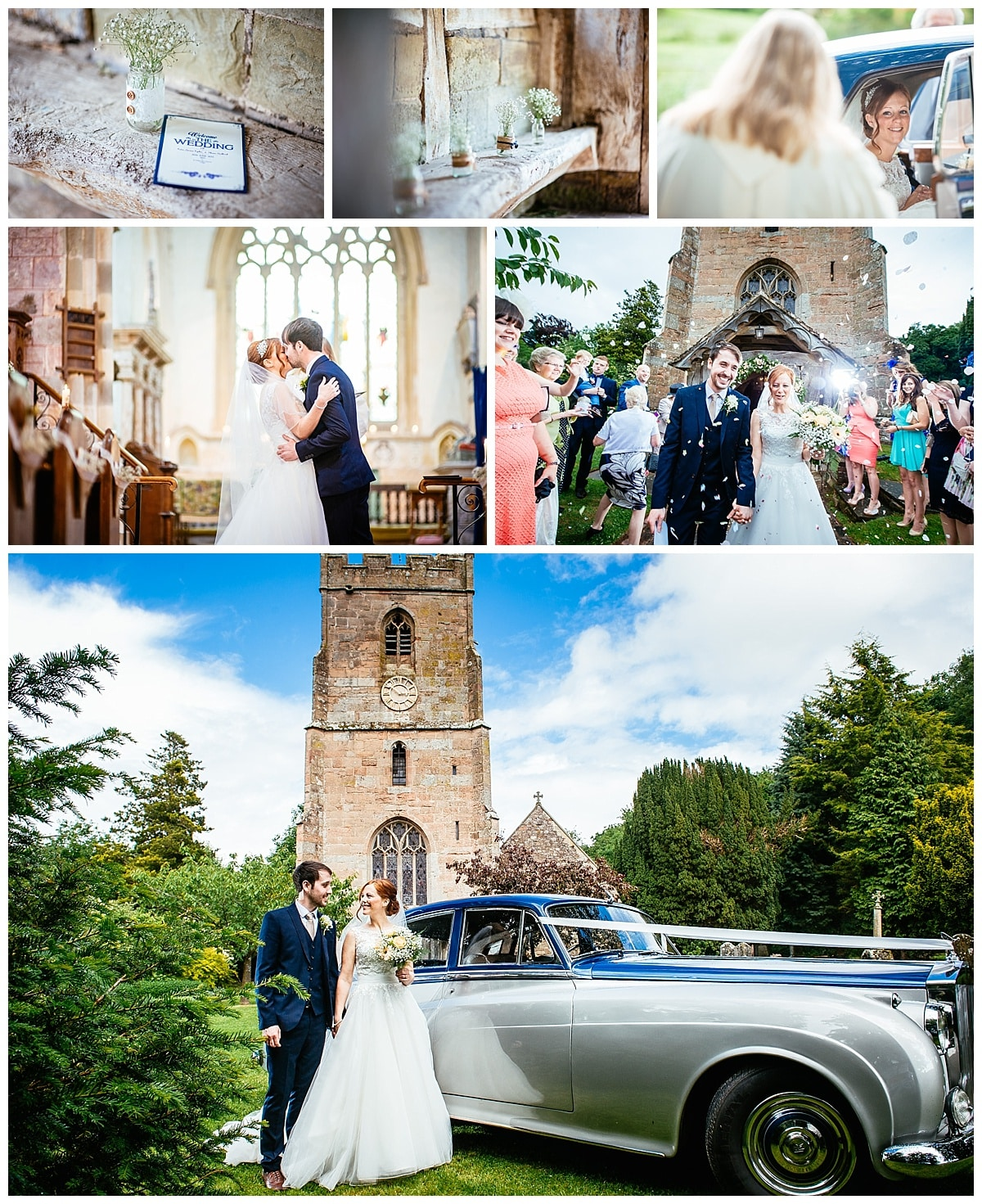 Whitbourne Hall - Worcestershire Alternative Wedding Photographers