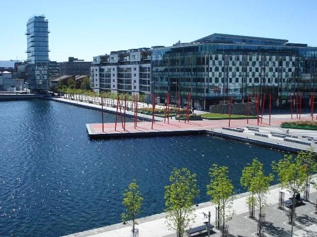 Hanover Dock Grand Canal Dock Dublin 2 Owen Reilly