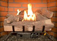 Gas Logs and Gas Fireplace Sales and Service - Charlotte NC