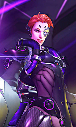OW Hero Moira Overwatch Moira Stats And Strategy