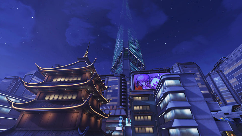 OW Map Lijiang Tower Overwatch Lijiang Tower Stats And Strategy