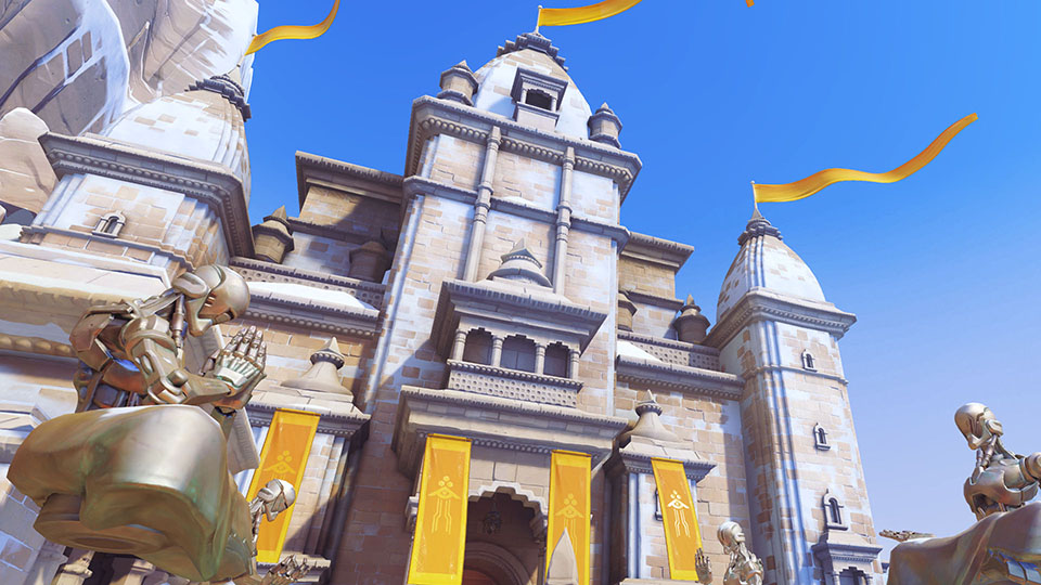 OW Map Nepal Overwatch Nepal Stats And Strategy